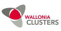 Logo Clusters Wallon